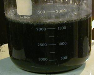 A Photo Essay on the Nitromethane Al/Hg