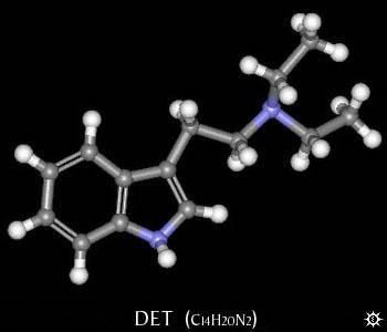 Erowid DET Vault : Chemistry
