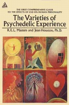 Erowid Library/Bookstore : 'The Varieties of Psychedelic